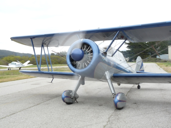 Eddie's Super Stearman