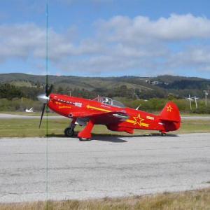 Eddie Andreini talks about his amazing Yak 9